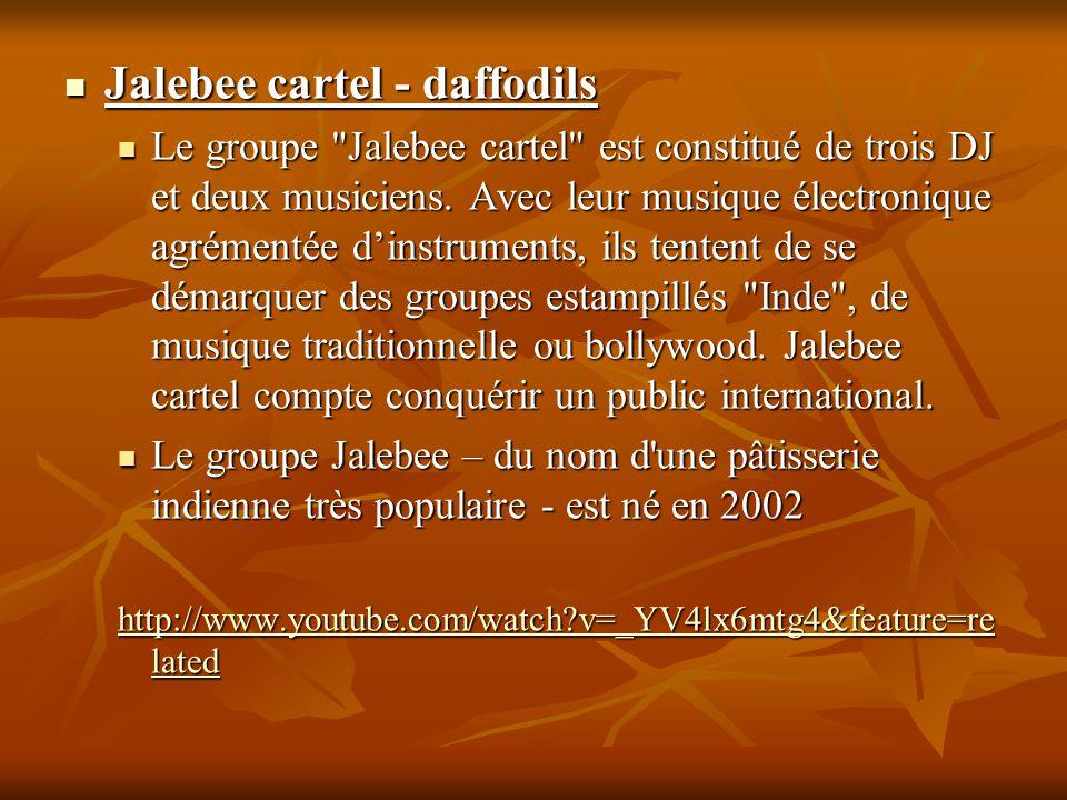 Jalebee cartel - daffodils Jalebee cartel - daffodils Le groupe