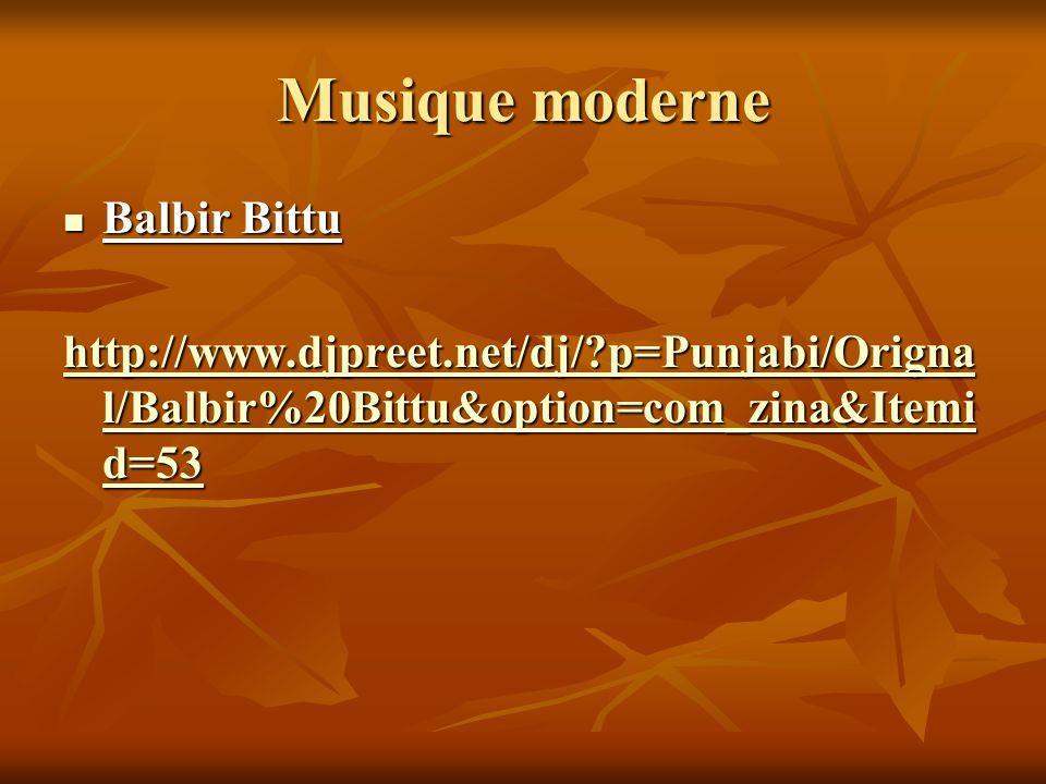 Musique moderne Balbir Bittu Balbir Bittu http://www.djpreet.net/dj/?p=Punjabi/Origna l/Balbir%20Bittu&option=com_zina&Itemi d=53 http://www.djpreet.n