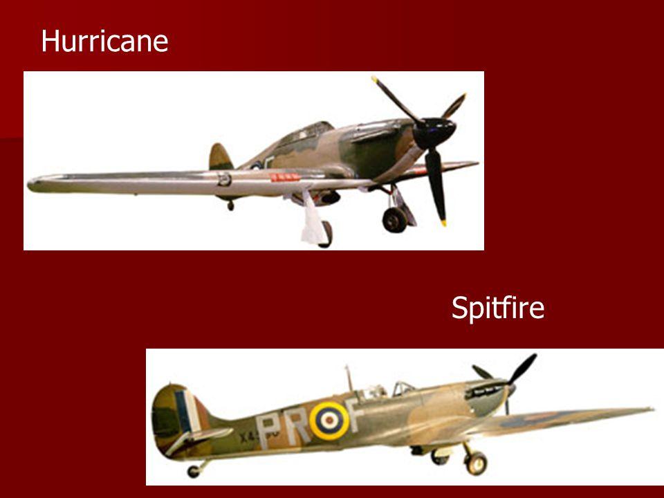 Hurricane Spitfire