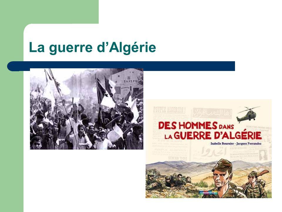 La guerre dAlgérie