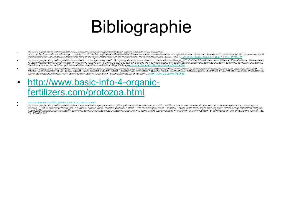 Bibliographie http://www.google.ca/imgres?imgurl=http://www.microscopy-uk.org.uk/mag/smallimag/2spiro.jpg&imgrefurl=http://www.microscopy- uk.org.uk/m