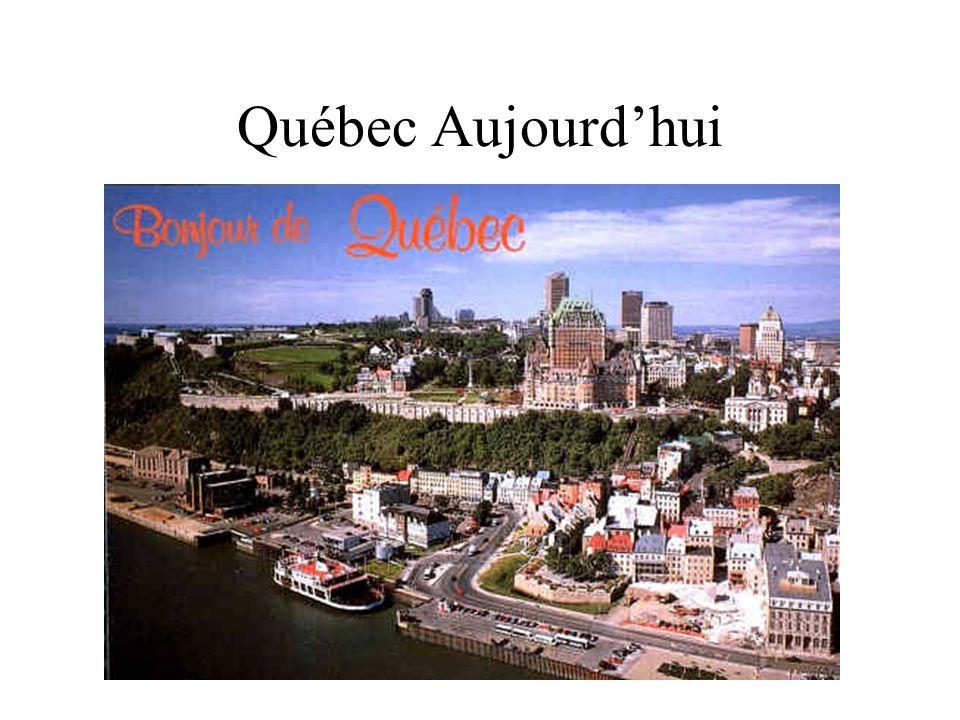 Québec Aujourdhui