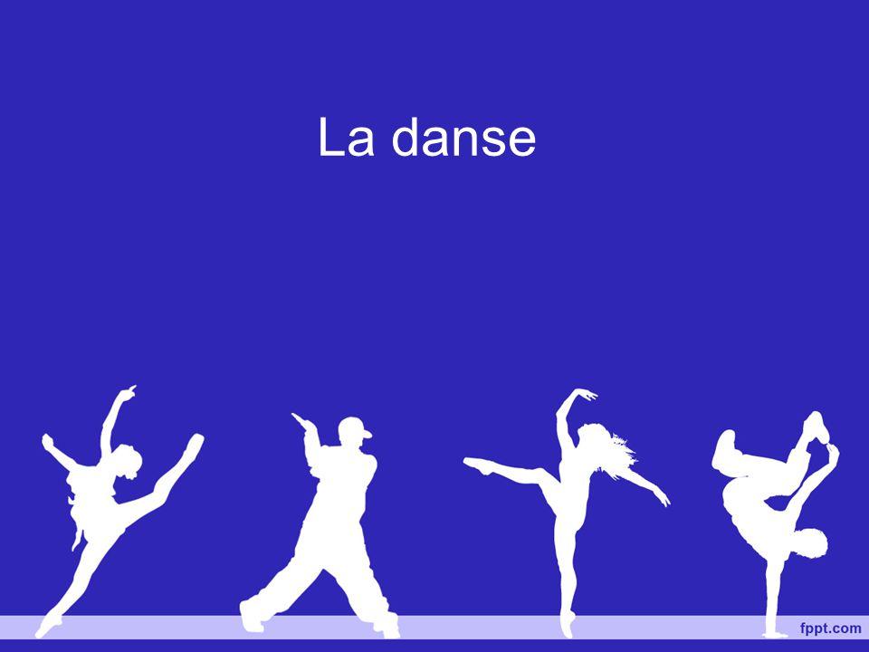 Cest quoi la danse.Fais un remue-méninge de tous que tu connais à propos de la danse.
