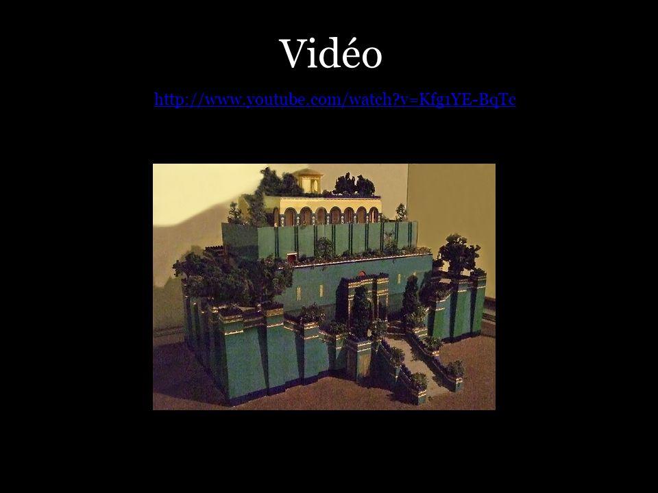 Vidéo http://www.youtube.com/watch?v=Kfg1YE-BqTc