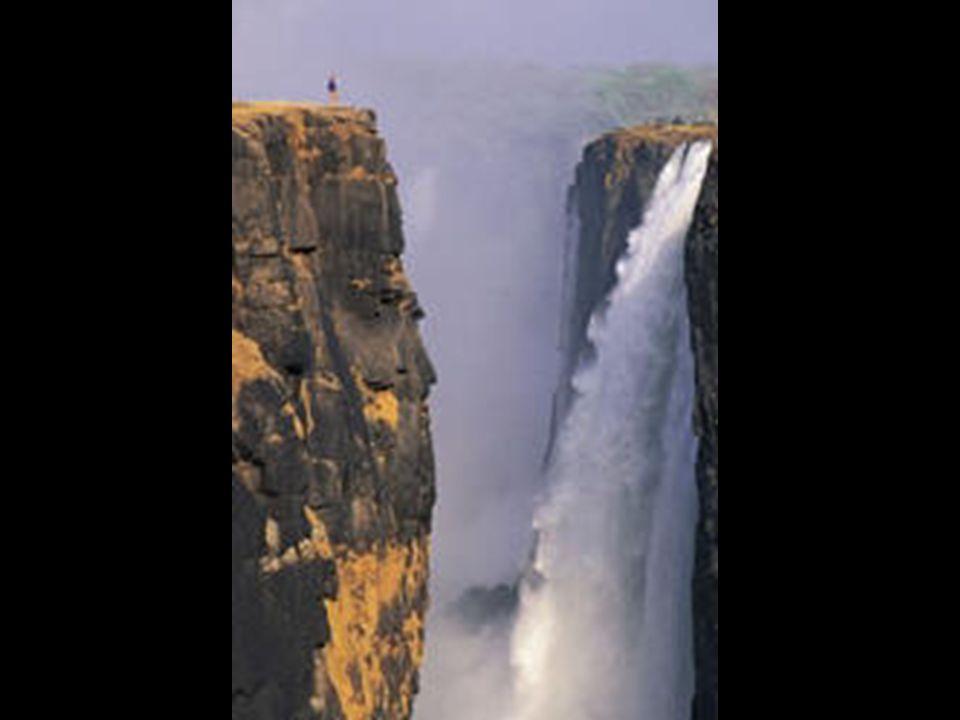 Angel Falls – Venezuela ~950m!