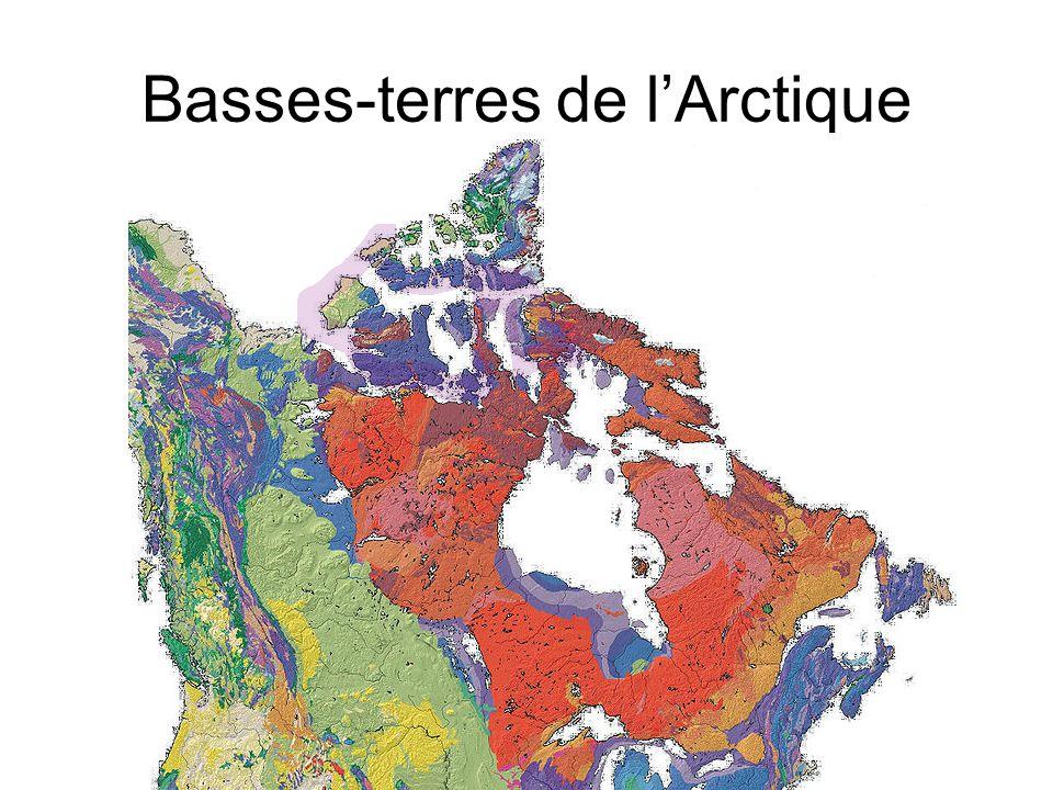 Basses-terres de lArctique