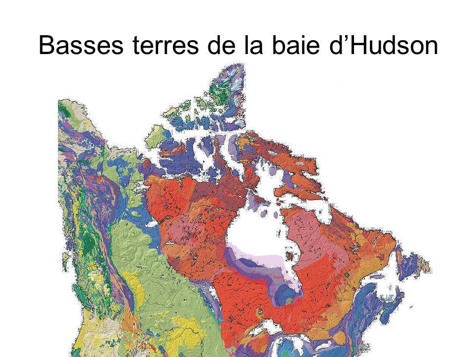 Basses terres de la baie dHudson