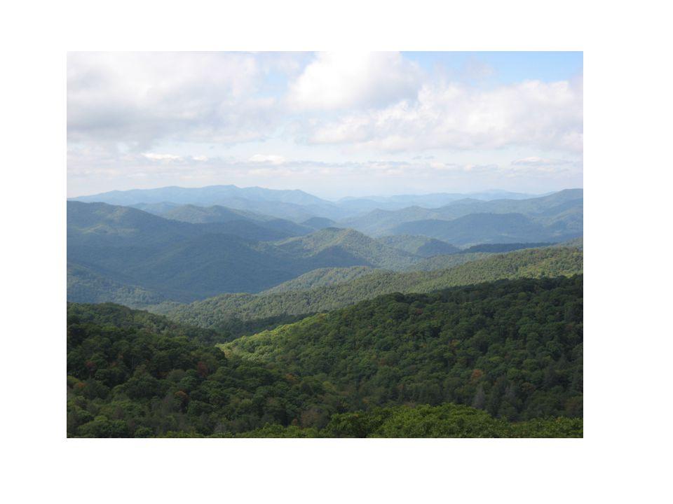 Il existe depuis 375 millions dannées Érodés à cause de leau (donc la raison pour laquelle il y a des vallées et la terre ondulé) La hauteur des montagnes à-peu-près 1000mètres