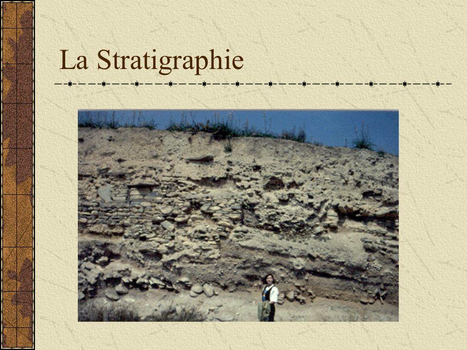 La Stratigraphie
