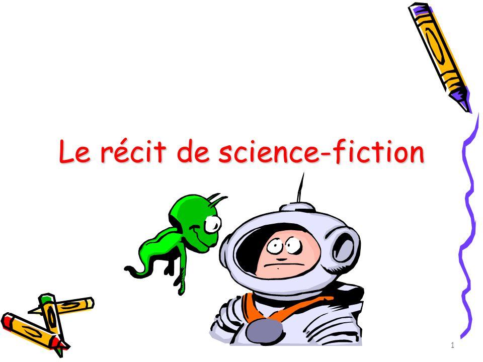 Le récit de science-fiction 1