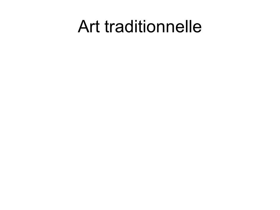 Art traditionnelle