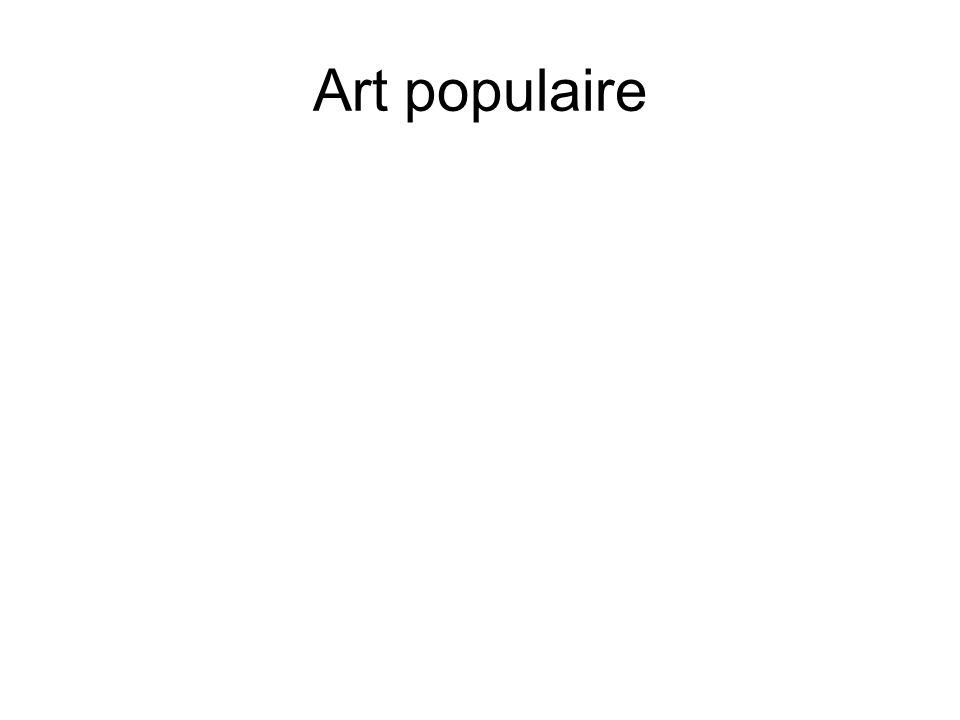 Art populaire