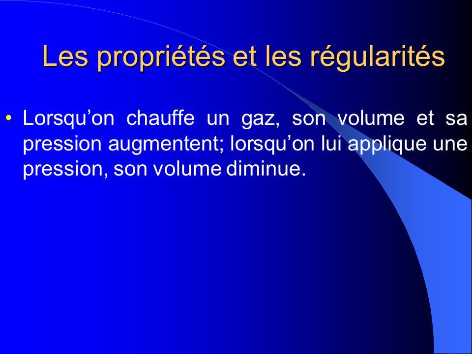 Définition dun gaz Un gaz se définit comme une substance qui occupe tout lespace de son contenant et en adopte la forme, se diffuse rapidement et se m
