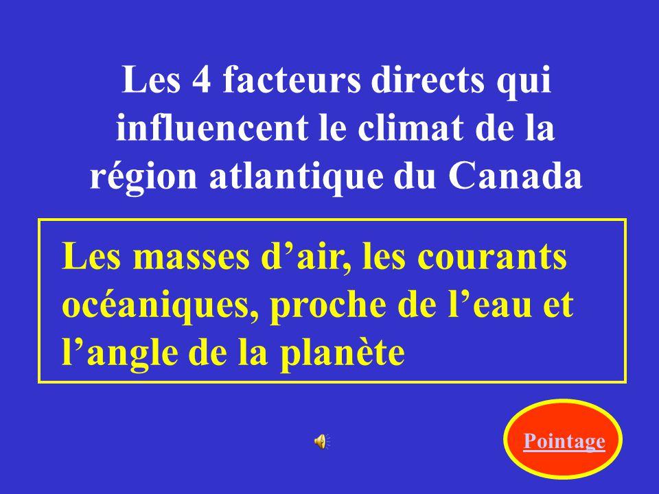 Explique la circulation générale des vents planétaire si la terre ne ferait aucune rotation. Lair chaude de léquateur monte et se dirige vers les pôle