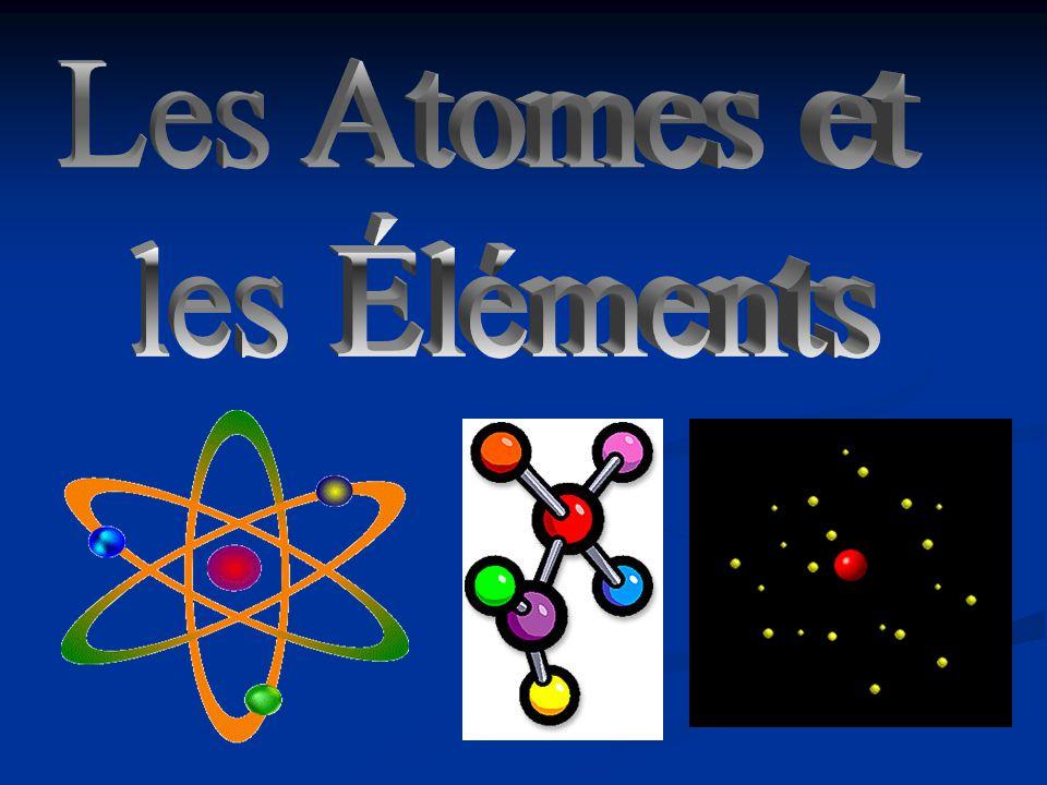Plomb Protons? Protons? Électrons? Électrons? Neutrons? Neutrons? (207 – 82) (207 – 82)