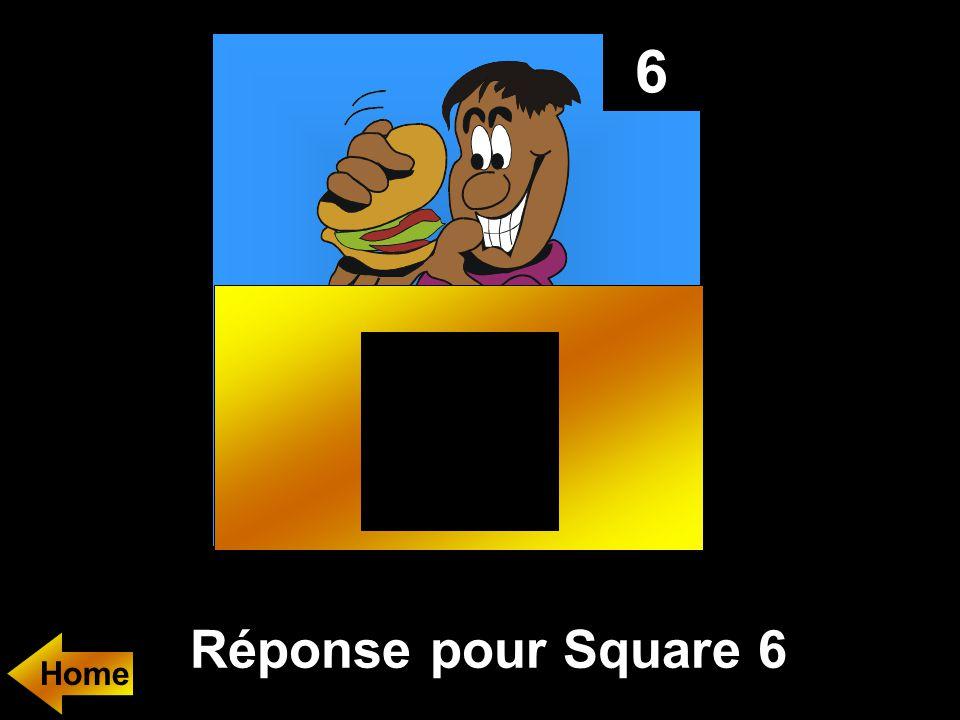 6 Réponse pour Square 6