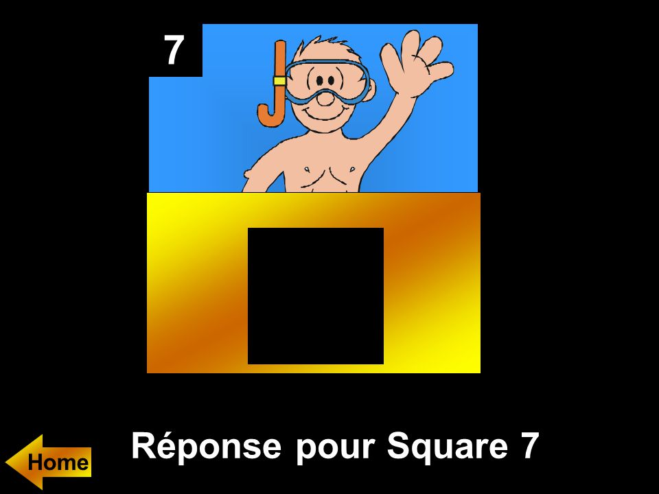 7 Réponse pour Square 7