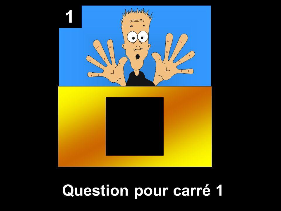 1 Réponse pour carré 1 Home