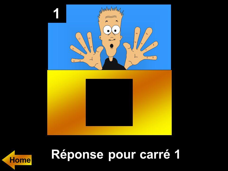 2 Question pour carré 2