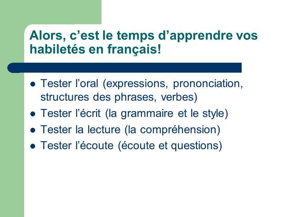 Les éléments de la langue (10) 1.Les noms communs (le père, le magasin) 2.