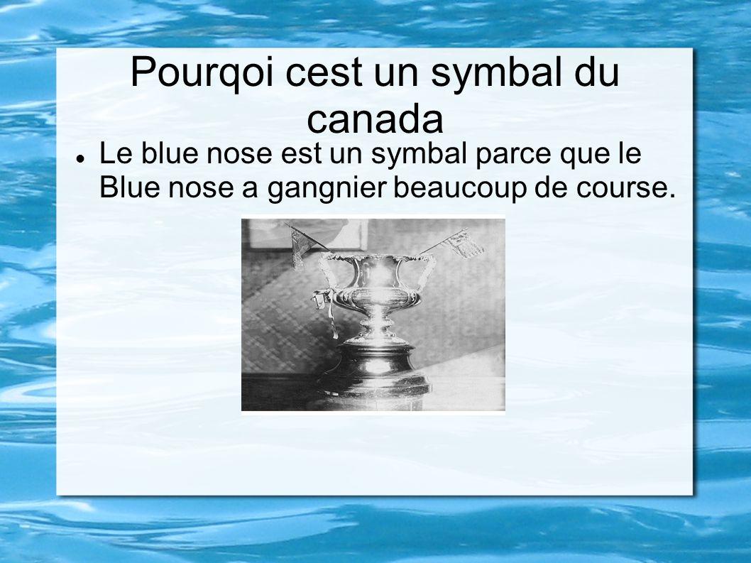 Ou ce trove Le Blue nose etait lancement a lunaburg sur le 26 mars 1921.