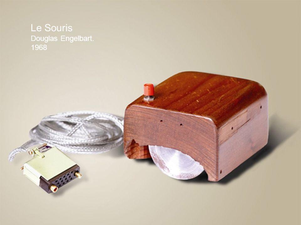 Le Souris Douglas Engelbart. 1968
