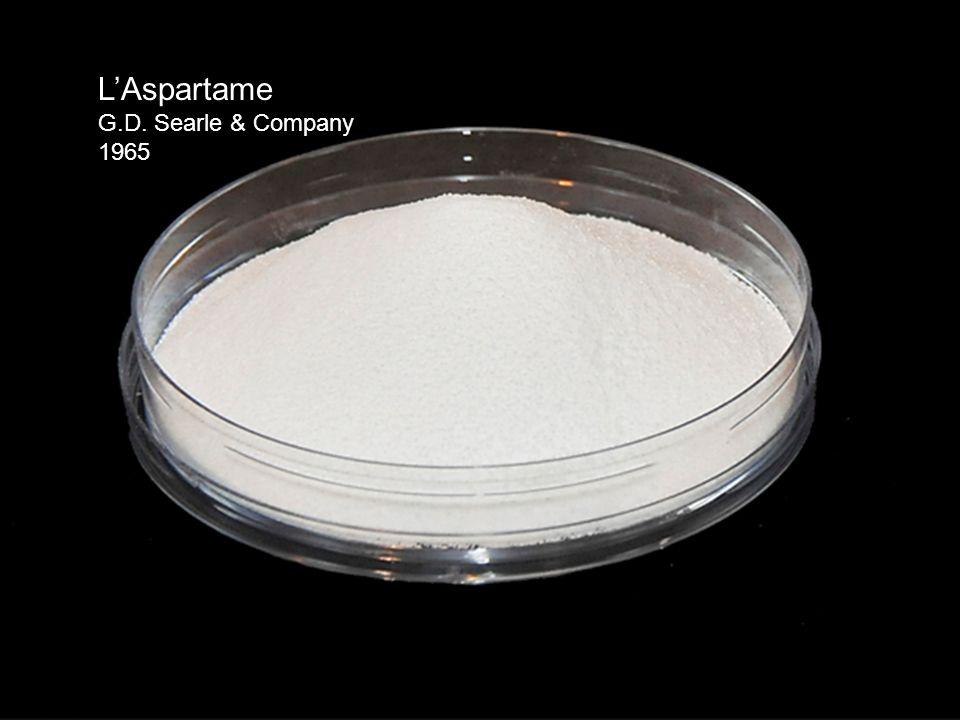 LAspartame G.D. Searle & Company 1965