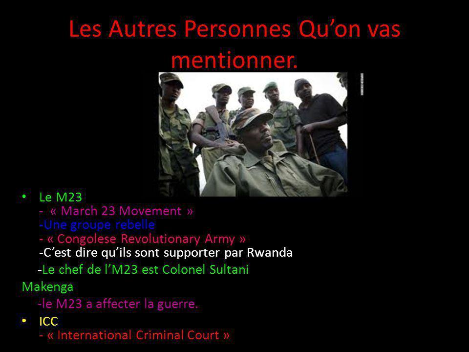 LHistoire Du Congo Le pays a perdu le contrôle et était éventuellement affecte par la génocide de Rwanda.
