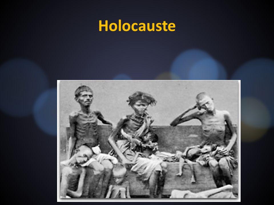 élimination des Juifs et autres ethnies par les Nazis pendant la Seconde Guerre mondiale.