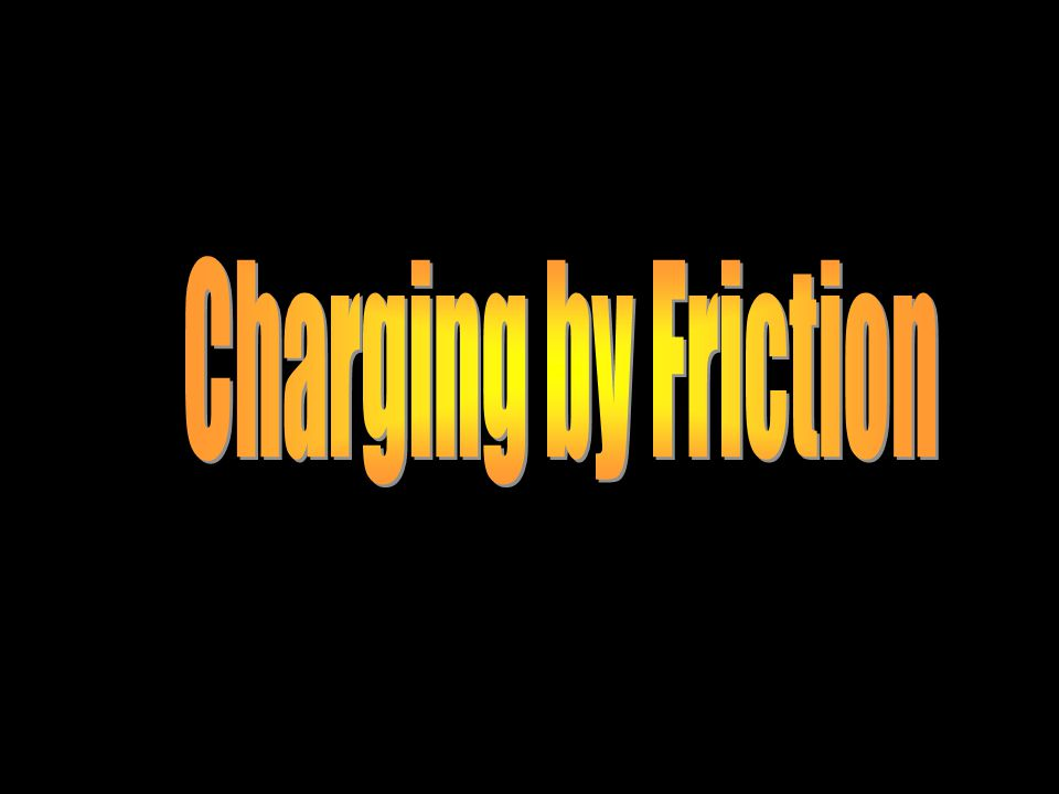 The principal of conservation of charge Electrons can neither be created nor destroyed. Electrons can move when two objects are in contact but the ori