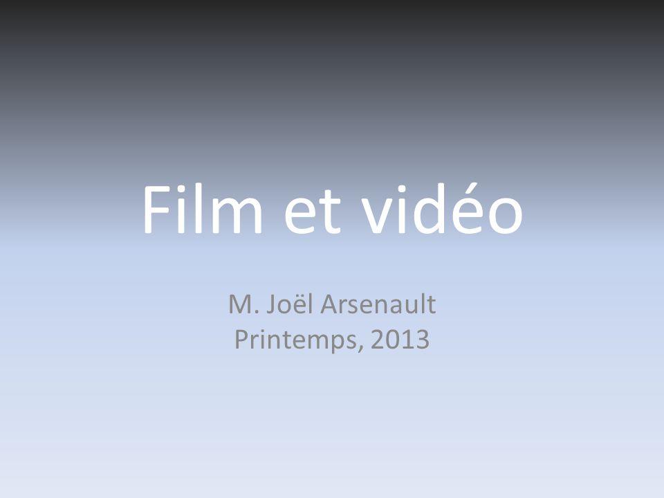 Module 1: Introduction au cinéma