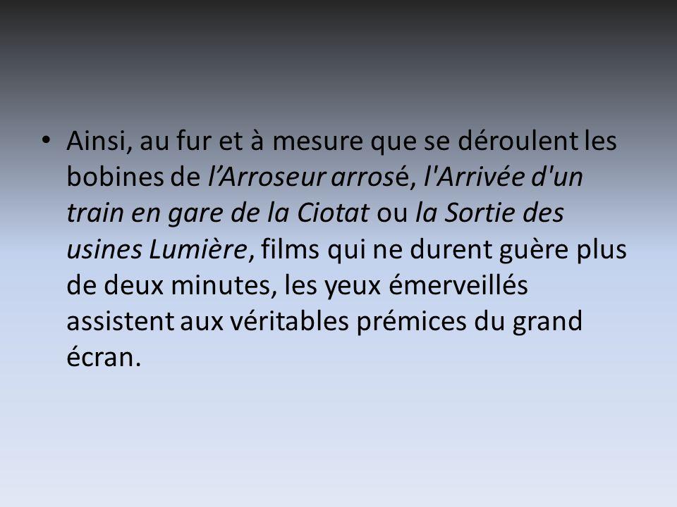 Un court métrage de George Pathé: http://www.youtube.com/watch?v=m2hmQp8a 18Y