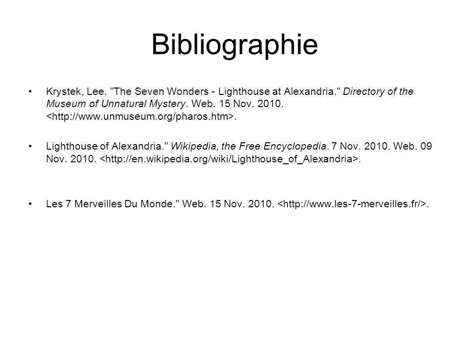 Bibliographie Krystek, Lee.