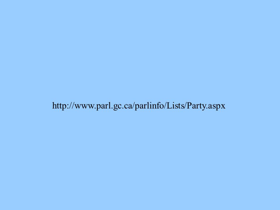 http://www.parl.gc.ca/parlinfo/Lists/Party.aspx
