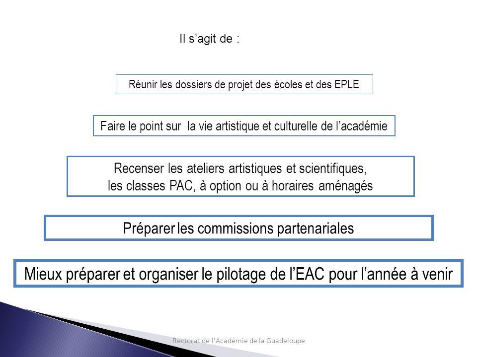 Rectorat de l Académie de la Guadeloupe e bis – Fiche pilotage par un conseiller Remplace la fiche « Dossier projet » Concerne uniquement les projets menés par des conseillers