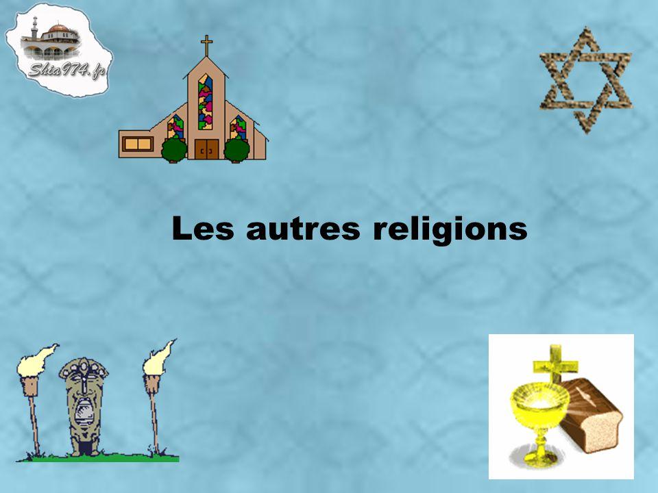 Les autres religions