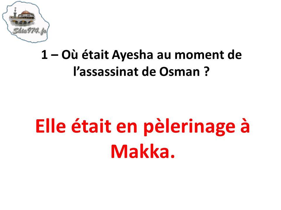 37 – Quelle astuce les hommes de Mouawiyah ont-ils utilisé pour déstabiliser les partisans dImam Ali A.S.