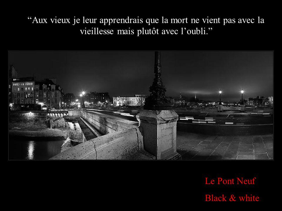 L'Hôtel de Ville de Paris A un enfant je lui donnerais des ailes, mais je le laisserais apprendre à voler tout seul.