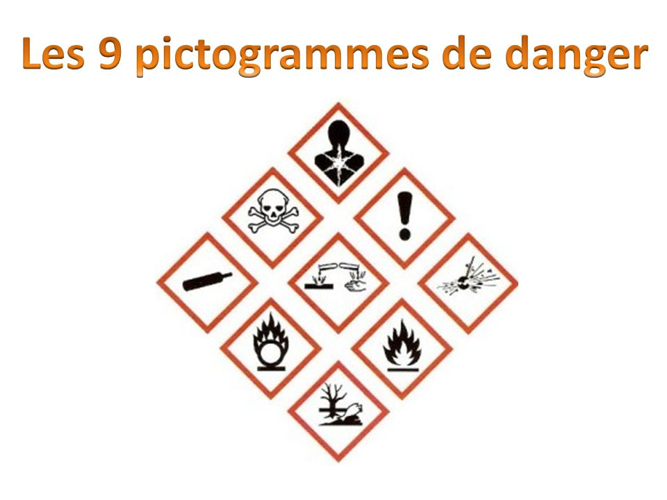 EXPLOSIF Ce symbole désigne les produits qui ont la capacité d exploser lors d un choc ou s ils sont exposés à une source de chaleur Exemples: butane, propane, méthane, acide picrique, TNT