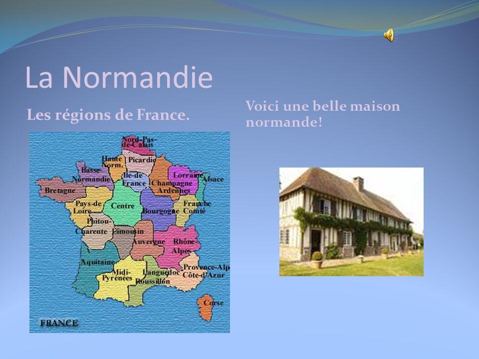 Lhabitat en France Il est très régionalisé. Chaque région a son style architectural particulier.