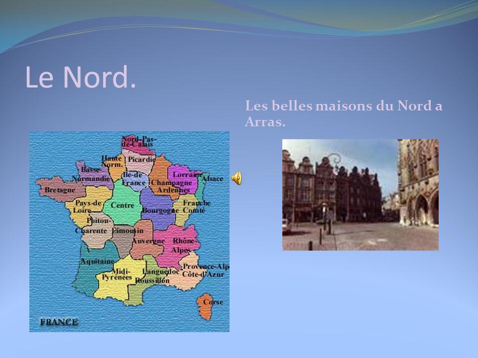 La Bretagne Un jolie maison bretonne…