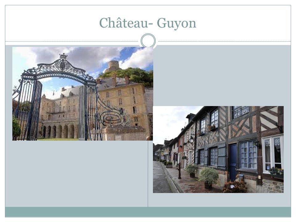 Château- Guyon