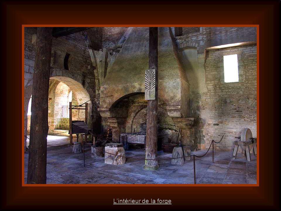 La forge de l abbaye