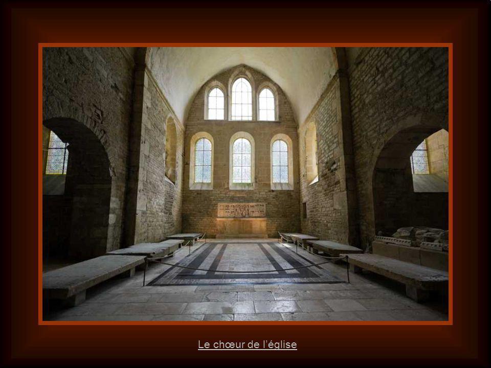 Le chœur de léglise