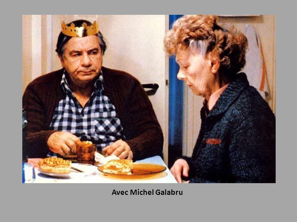 Elle a donné la réplique à Fernandel, mais aussi à Raimu, Louis Jouvet, Bourvil. Brigitte Bardot et Depardieu……