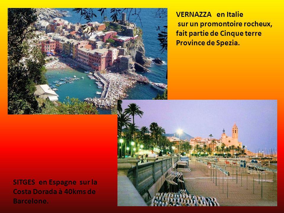 RIMINI en Italie sur la cote Adriatique le pont Tibère sur le fleuve Marecchia. BODRUM en Turquie sur la cote Sud-ouest