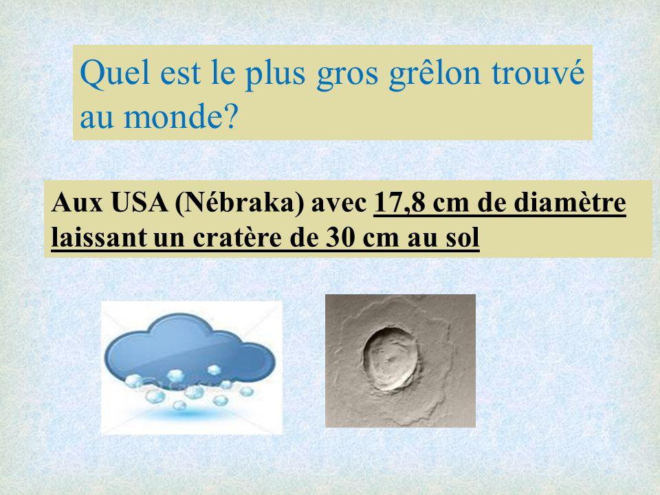 Quel est lendroit au monde ou il pleut le moins au monde? Dans certains points du désert dAtacama au nord Chili, il na pas plu depuis 400 ans