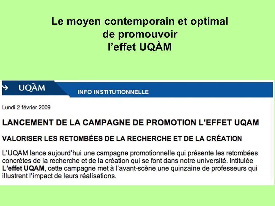 Loeuvre de M. Luc Vinet Recteur de lUniversité de Montrèal oeuvres citées: