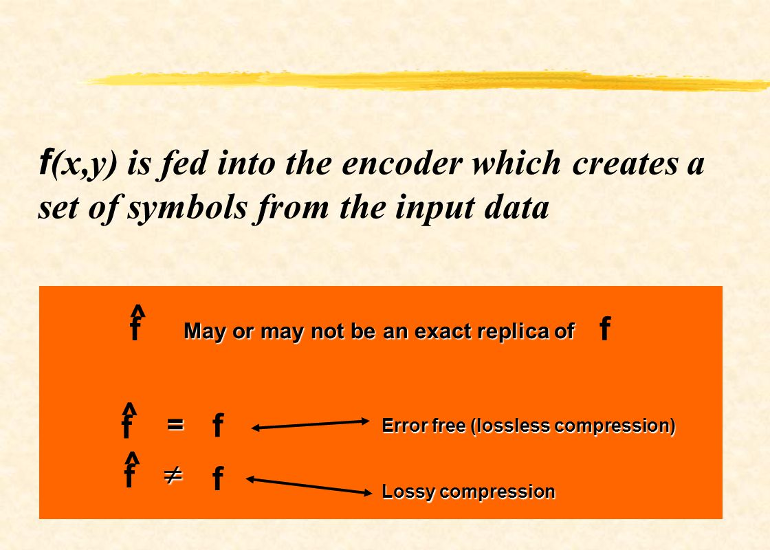 Measures Quality : error between original signal and received signal Bit rate : quantity of bits Possibility : complexity of the system (software or hardware)