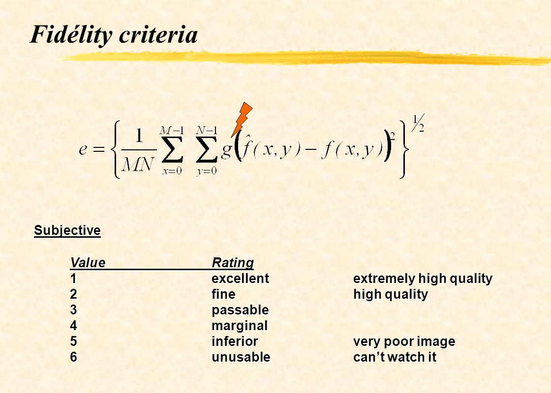Measuring information A random even E that occurs with probability P(E) is said to contains Units of info Self information P(E)=1event always occurs P(E)=0event never occurs P(E)=0.999==> small information Log 2 bits